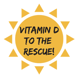 Vitamin D To The Rescue